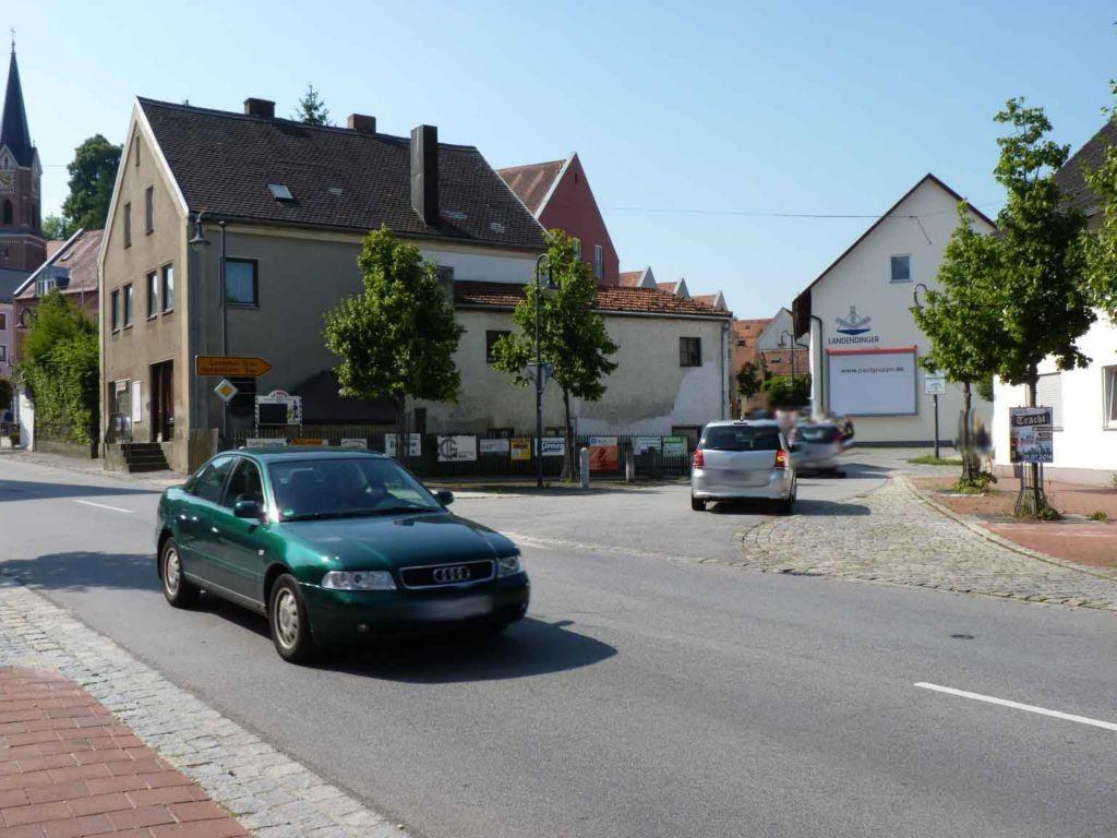 Landshuter Str. 4  (St 2143) geg. Kapellenplatz - quer