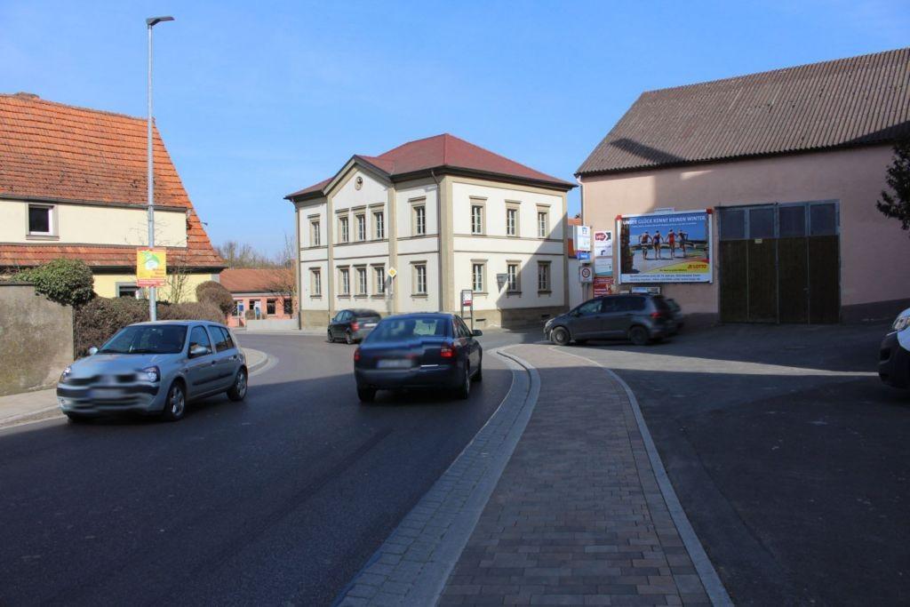 Hauptstr. (B 19)  / Kirchstr. 2