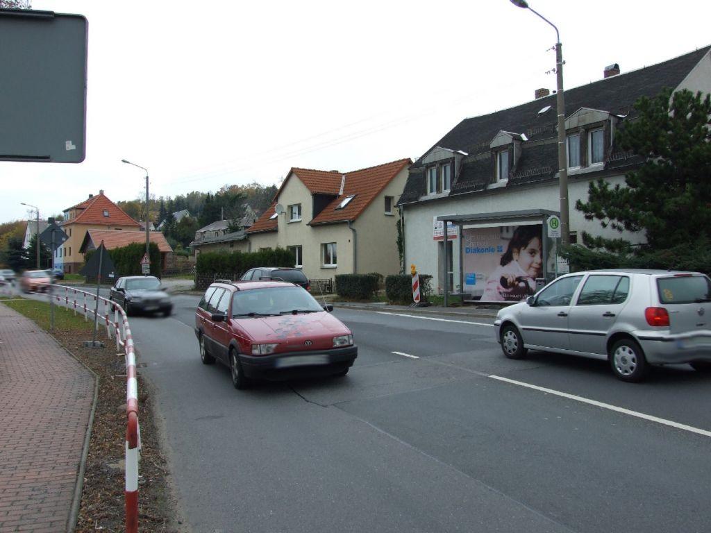 Dresdner Str. (B 170)  / Goppelner Str. (ST 191)