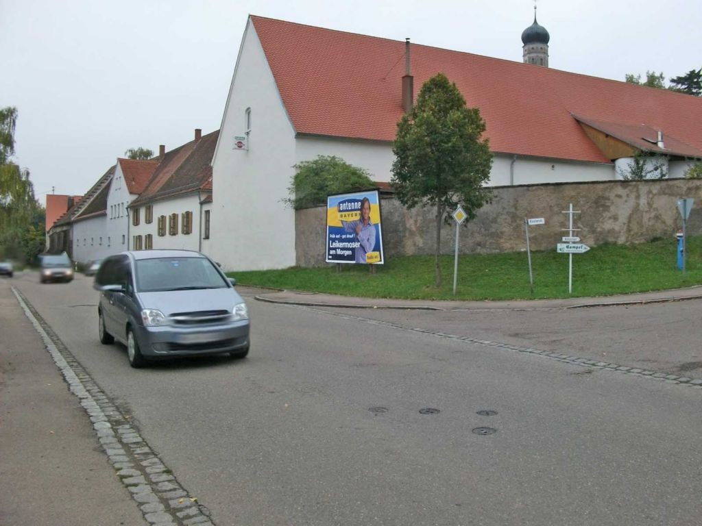 Albstr.  / Klosterstr.