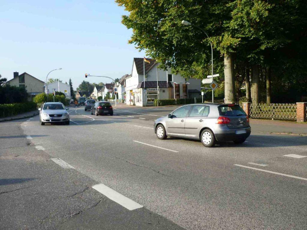Wedeler Chaussee 2 (B 431)  / Werftweg