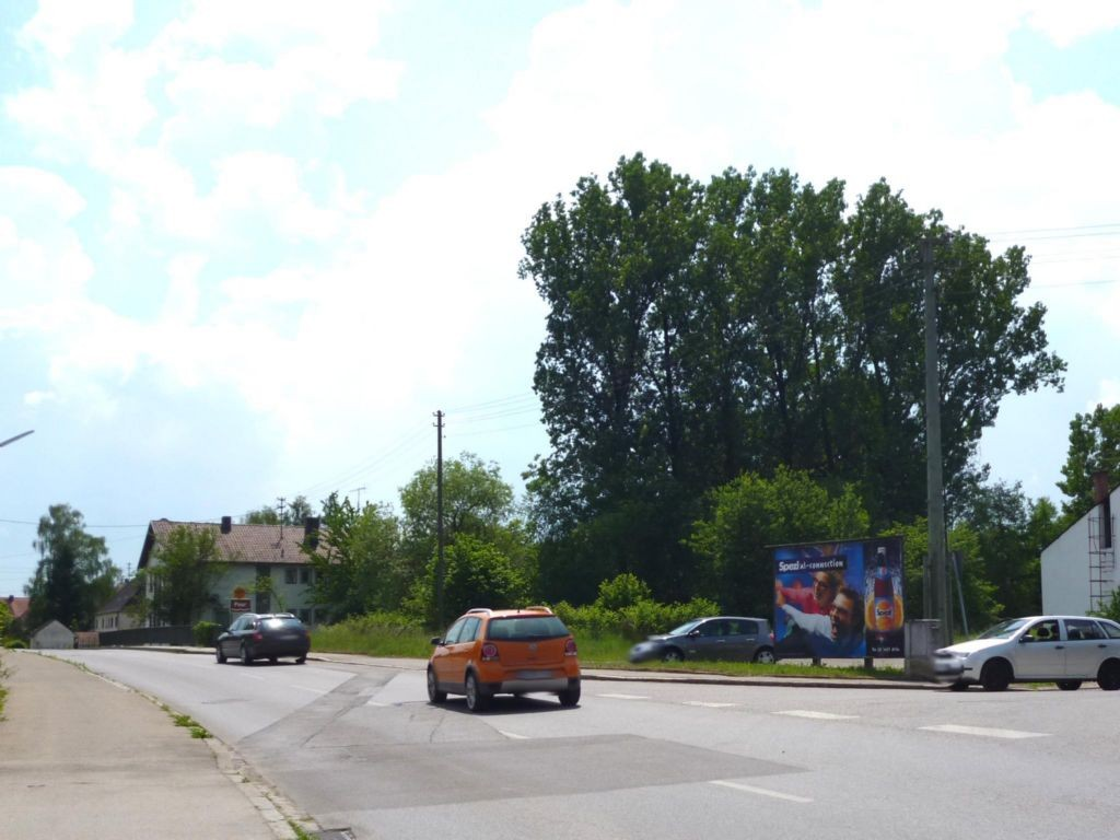 Neuburger Str.  An der  Paarbrücke