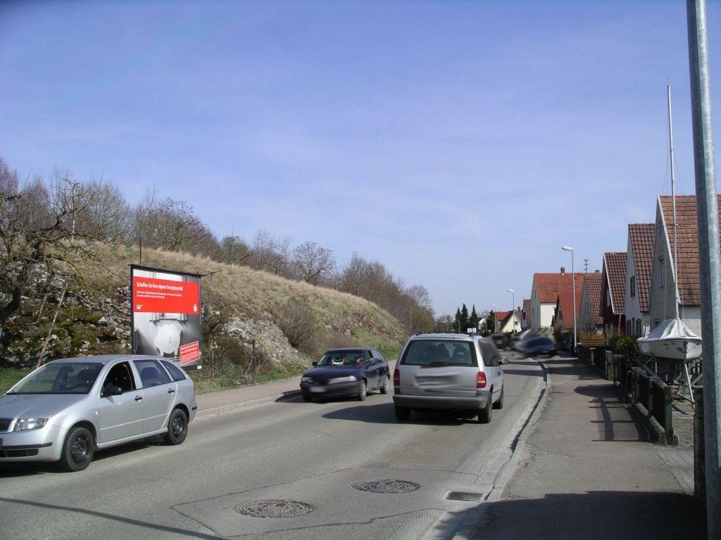 Zöschlingsweiler Str. geg. Hs. Nr. 54