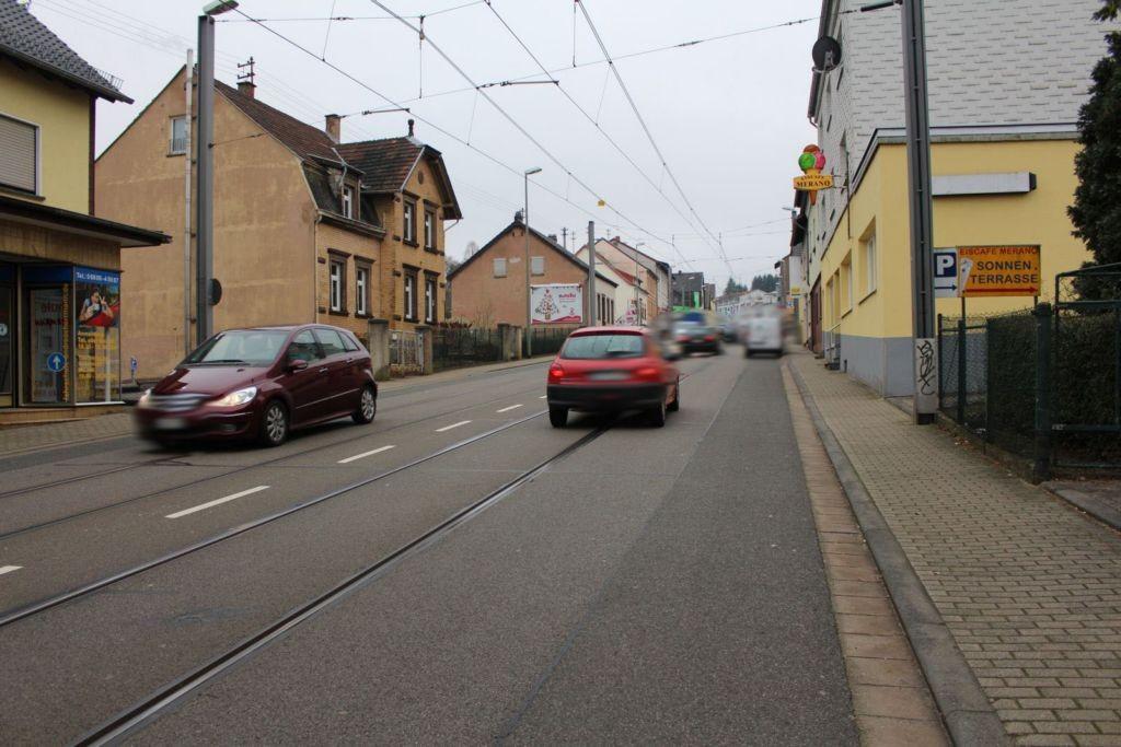 Saarbrücker Str. 88 (B 268)  li.