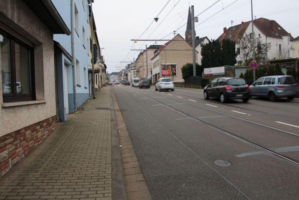 Saarbrücker Str. (B 268)  / Kirchstr. 8