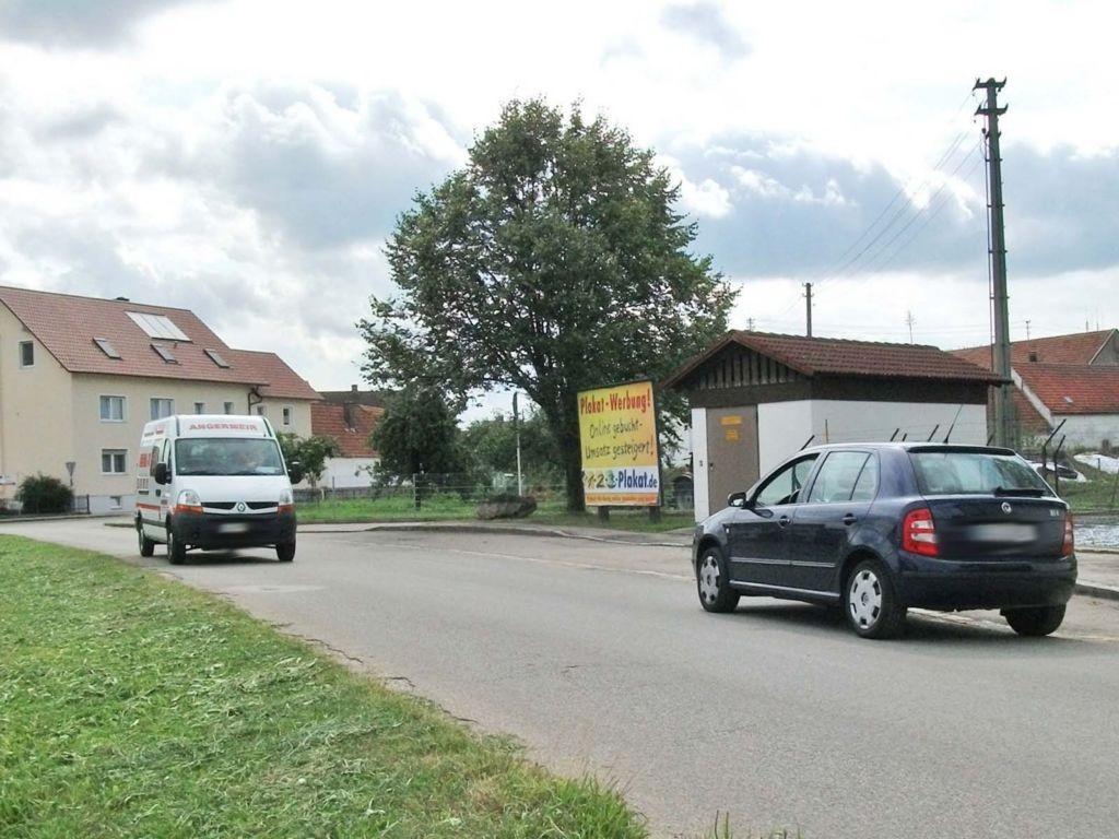 Von-Mergenthal-Str.  / Nh. Kirchgasse