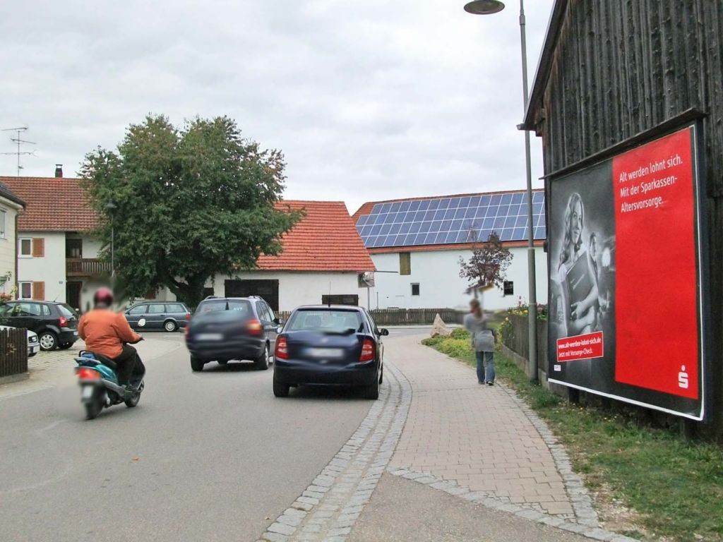 Augsburger Str.  / Einm. Weidener Str.