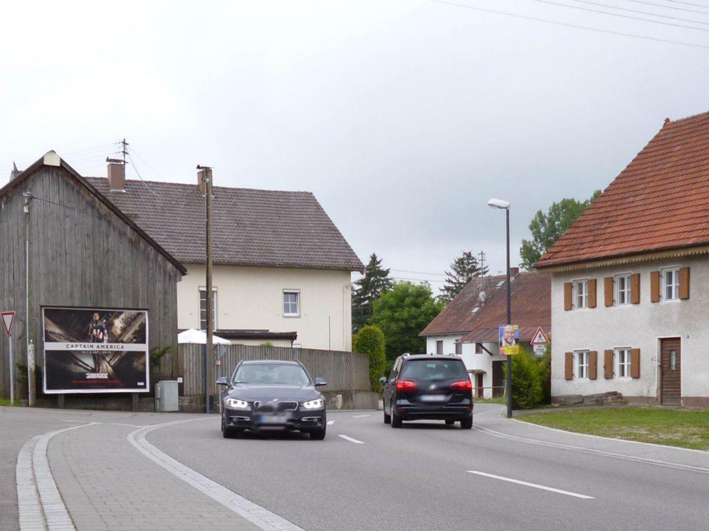 Landsberger Str.  / Einm. Sonnenweg