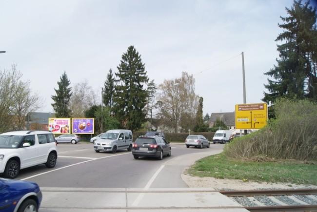 Bahnhofstr.  / Munninger Str. quer