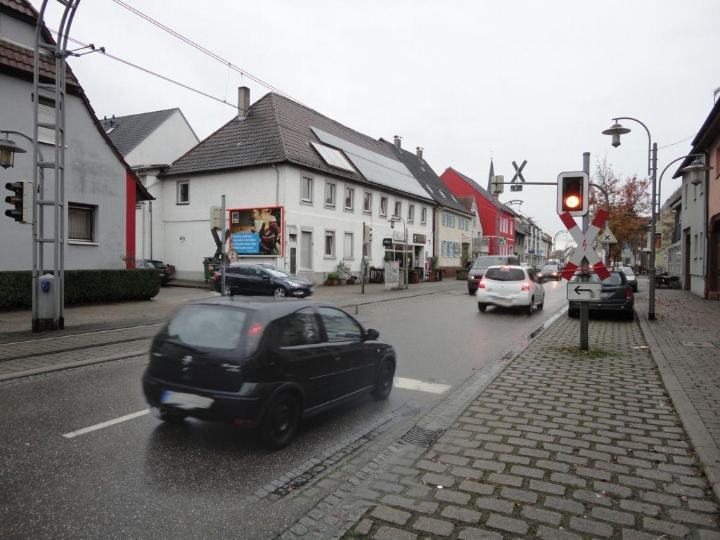 Hauptstr. 65  / Brunnenstr. quer