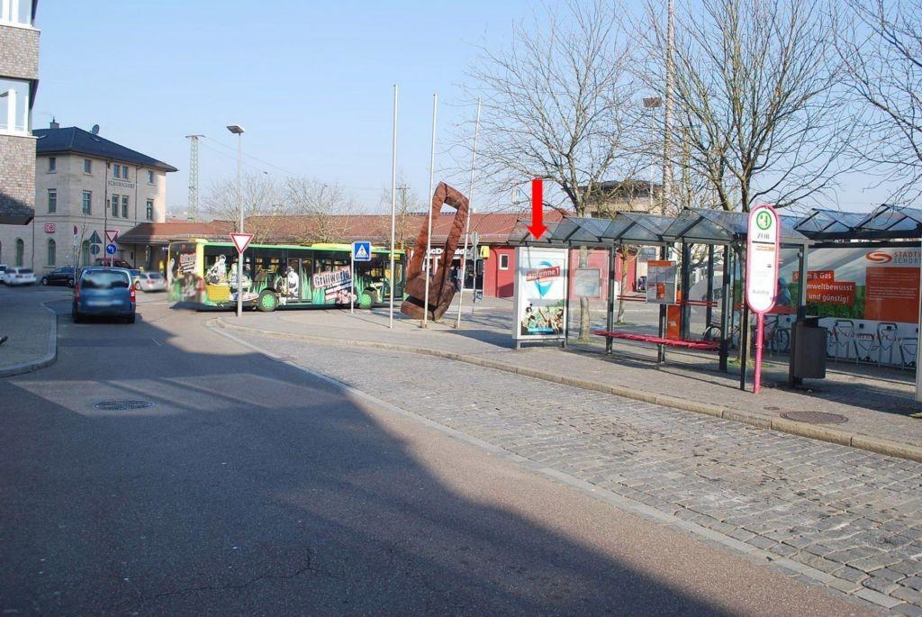 Schulstraße/Turmstraße gg li Bussteig 3 (IL)