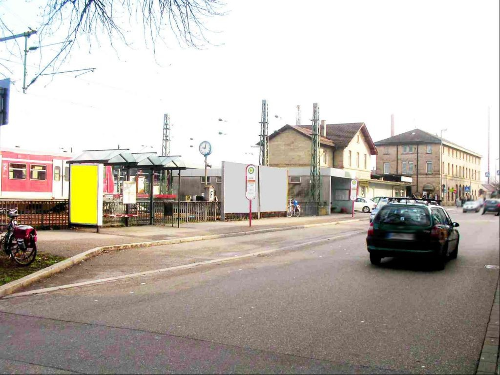 Rosenstraße 13 gg Bussteig 5 (AL)