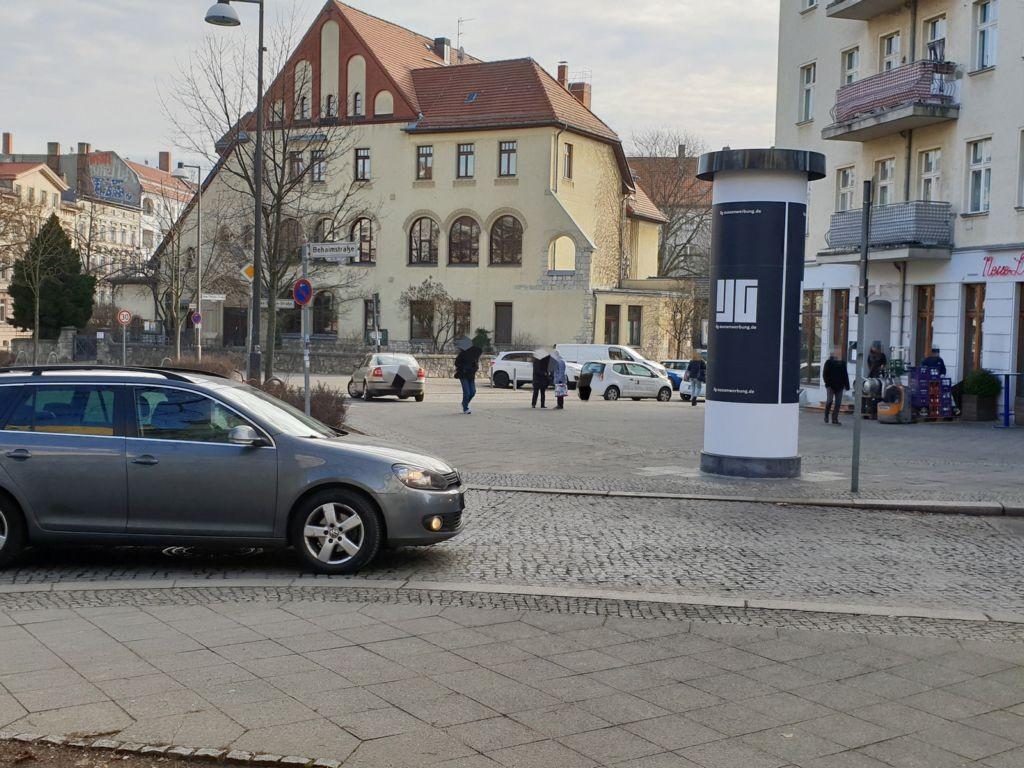 Behaimstr. ggb. 63 / Mirbachplatz