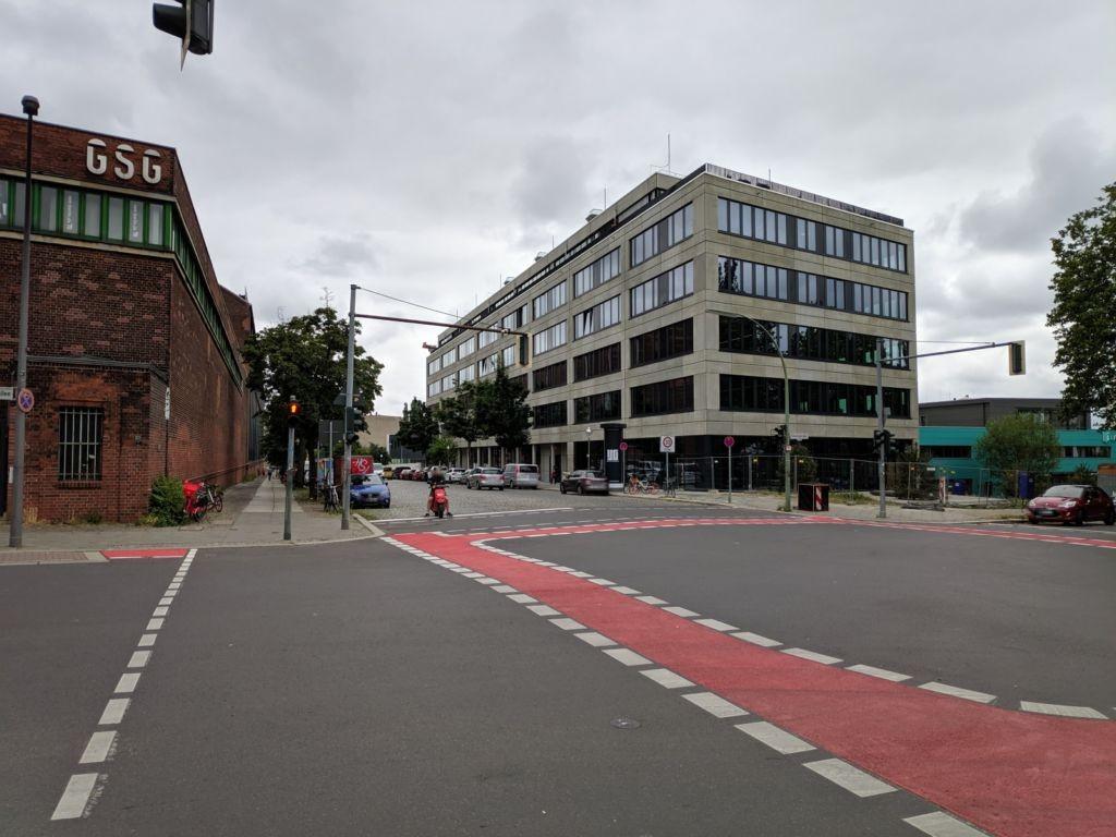 Hussitenstr. nach Scheringstr.