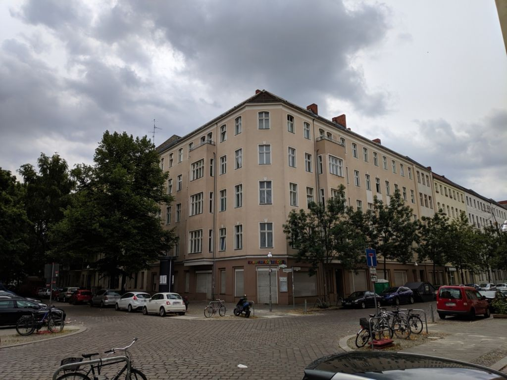 Willdenowstr. Burgsdorfstr.