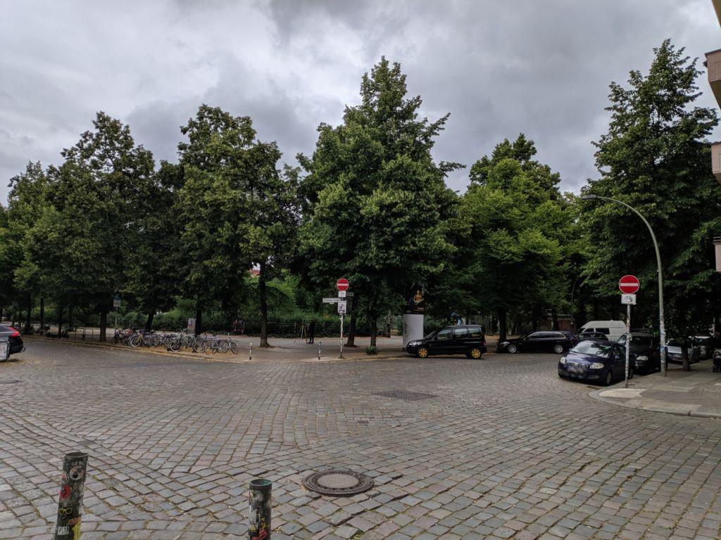 Gärtnerstr. 11 Krossener Str.