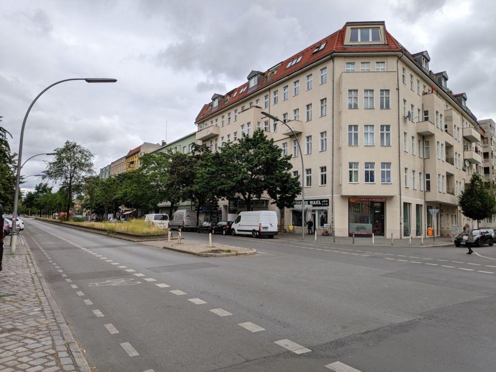 Reinickendorfer Str. 48 hinter Gottschedstr.