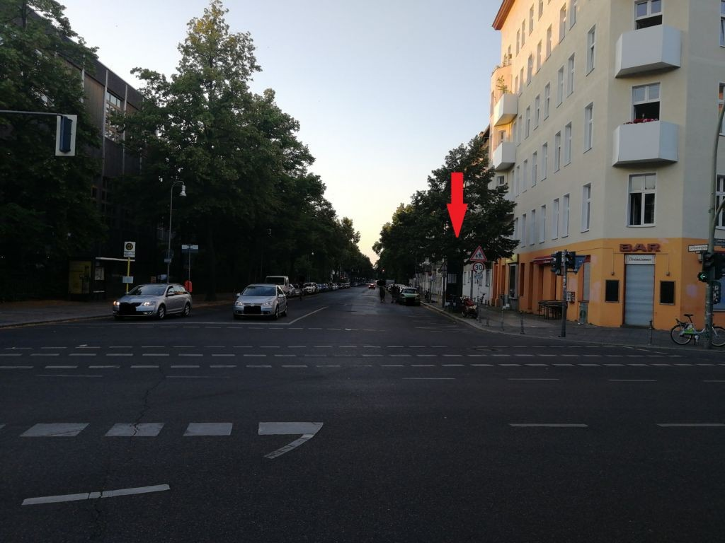 Großbeerenstr. 42 Kreuzbergstr.