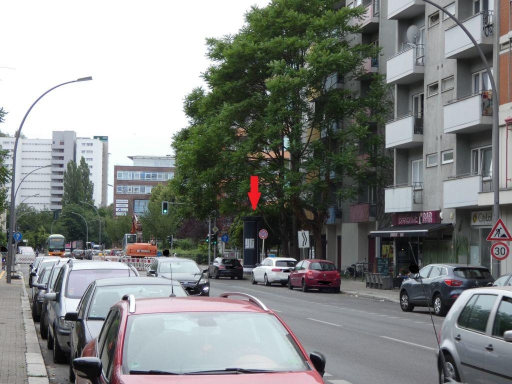 Wilhelmstr. 124 Hedemannstr.
