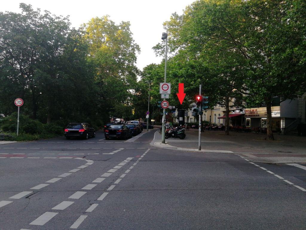 Leuschnerdamm 43 Oranienplatz