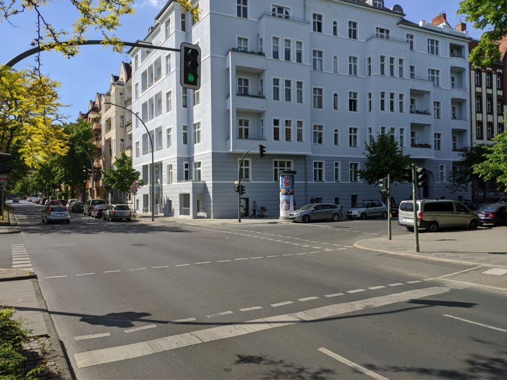 Geibelstr. 6 Urbanstr.