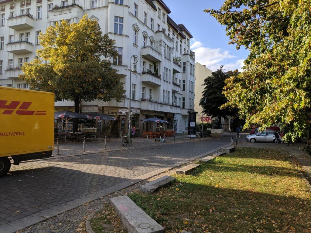 Lausitzer Platz 6 (westl.) Skalitzer Str.