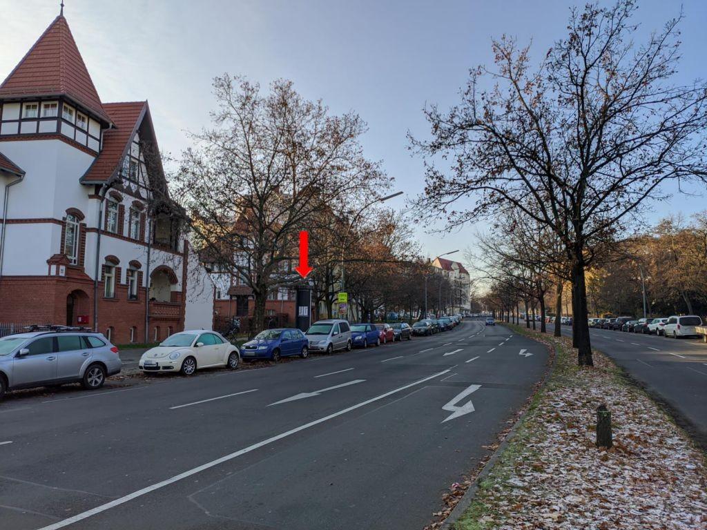 Belziger Str. 10-14 nach Akazienstr.