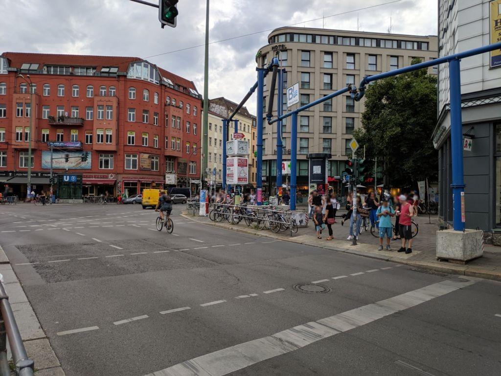 Torstr. Weinbergsweg 1