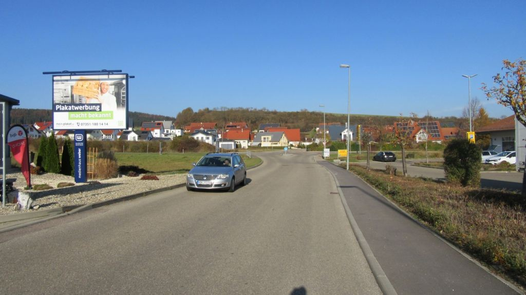 Dossenberger Str. 53  / Einf. Netto RS