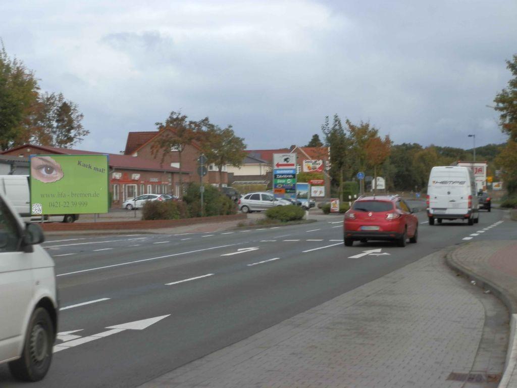Haselünner Str. (B 213)  / Jägerstr.