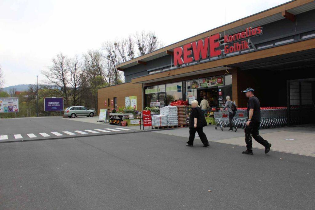 Hauptstr. 89  / Rewe Si. Eing.