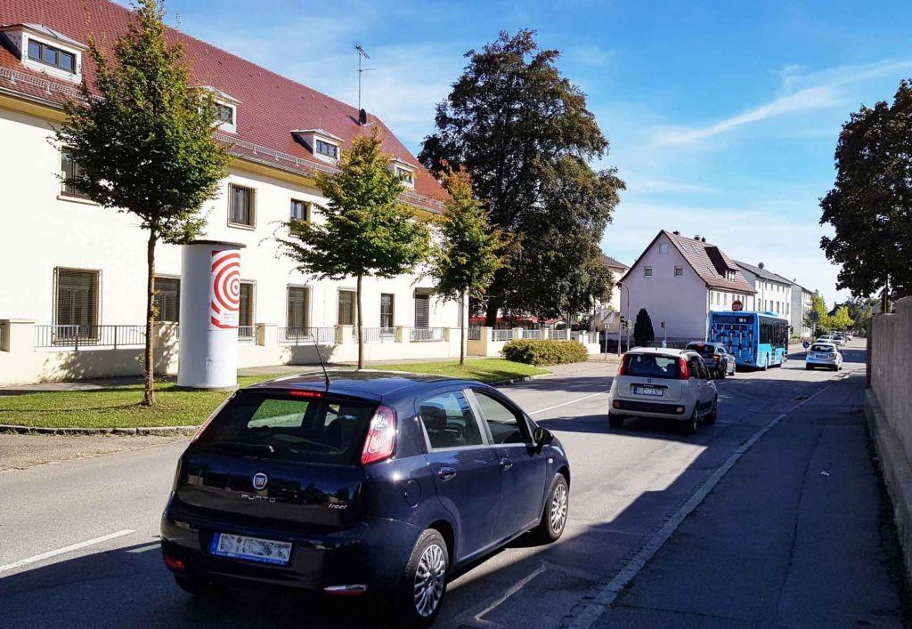 Friedhofstrasse/Nähe Hindenburgring