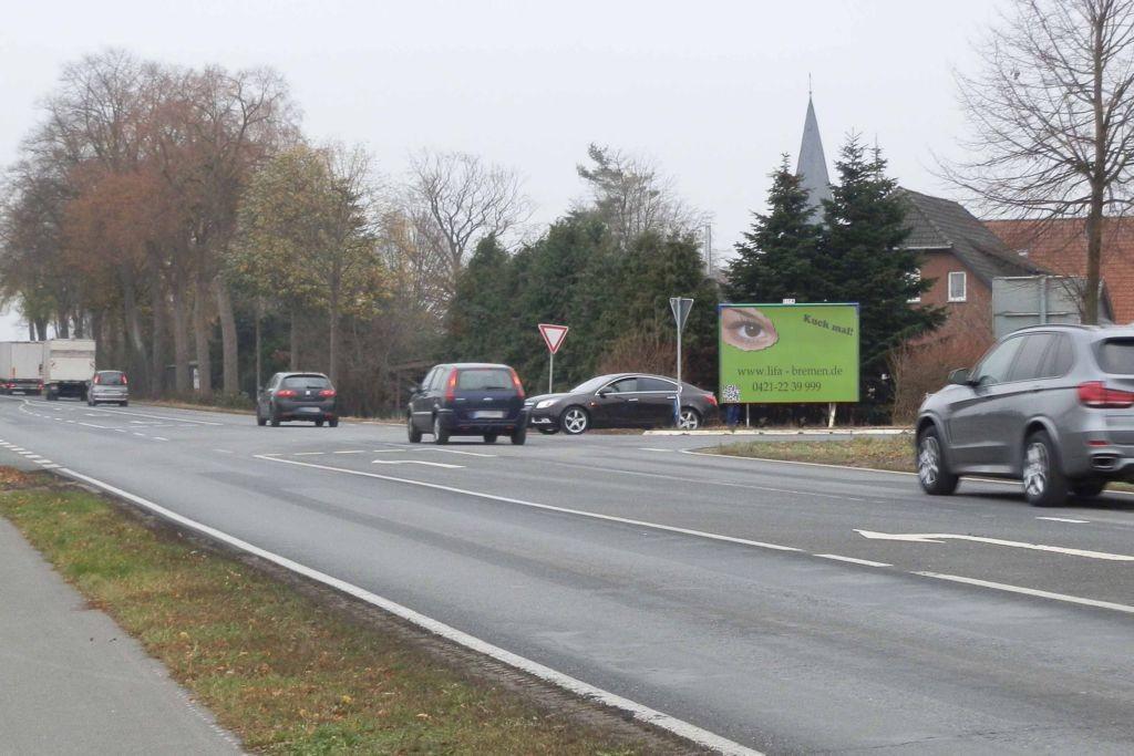 Bremer Str. (B 51)  / Hauptstr. 1