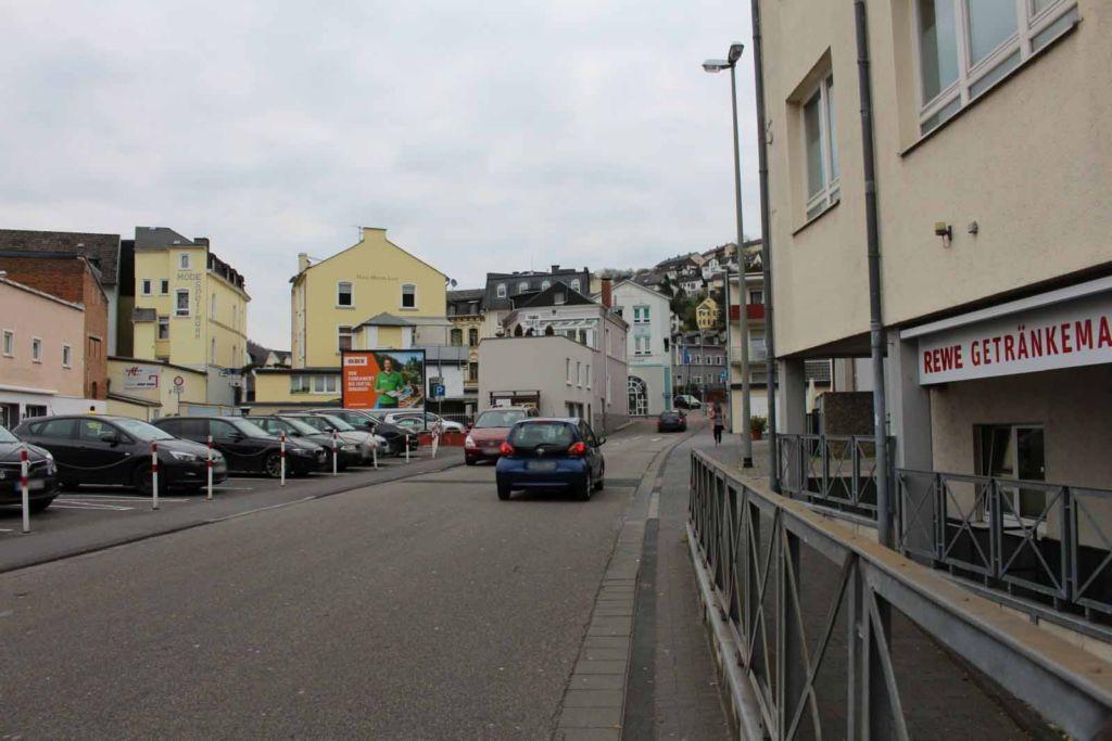 Oranienweg  / Römerstr. 76