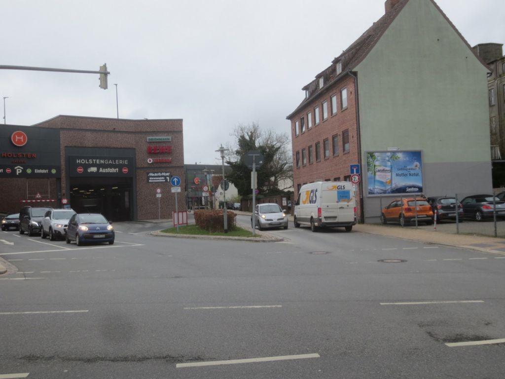 Fabrikstr. 27  / Si. Einf. Holstengalerie (EKZ)