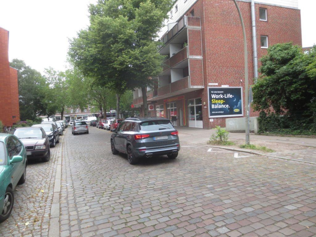 Sandweg  / Fruchtallee 123 (B 5)