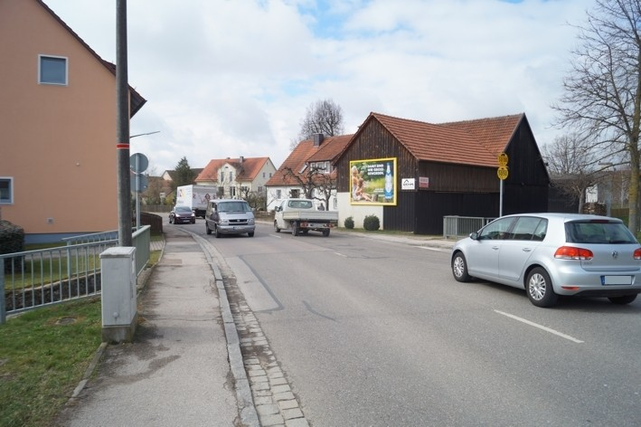 Meckenhausen (A 2)  / Kurve quer