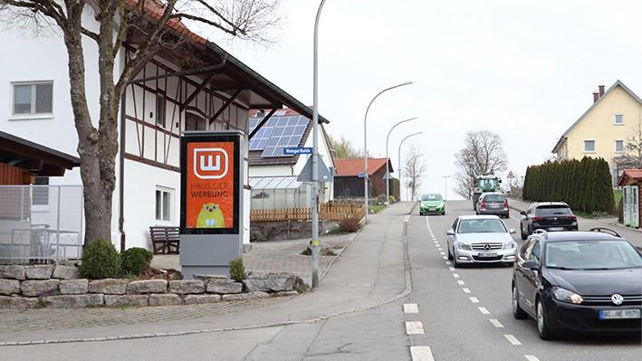 Theodor-Heuss-Str./ Ecke Weingarthalde RS (VB)