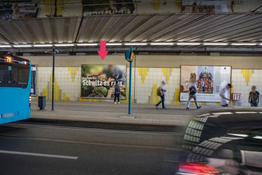 Stresemannallee, Ufg., sew., 4. Sto.