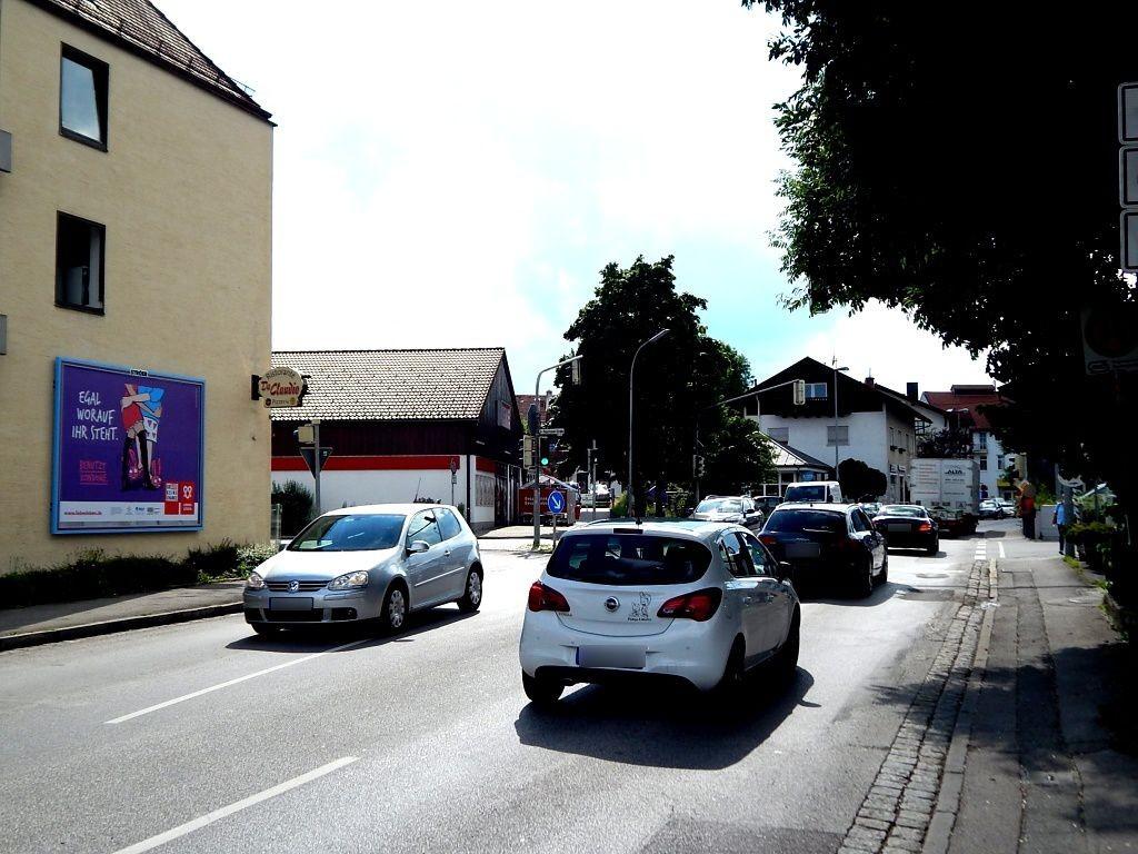Tegernseer Str.  17 quer/Miesbacher Str.