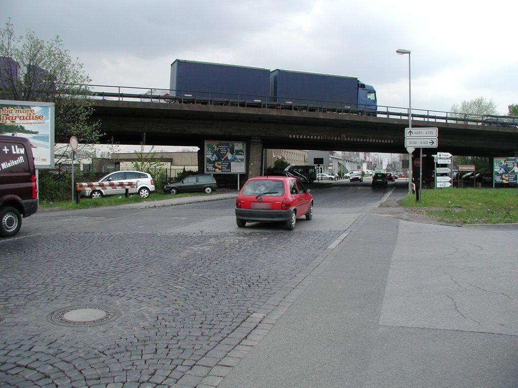 Max-Peters-Str. geg. Am Unkelstein/Ufg. BAB 40/li.