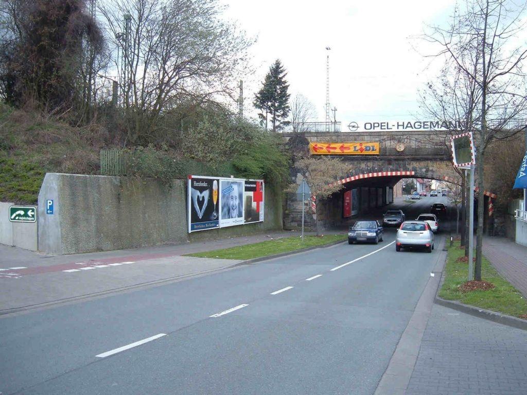 Stadtheider Str. vor Ufg.