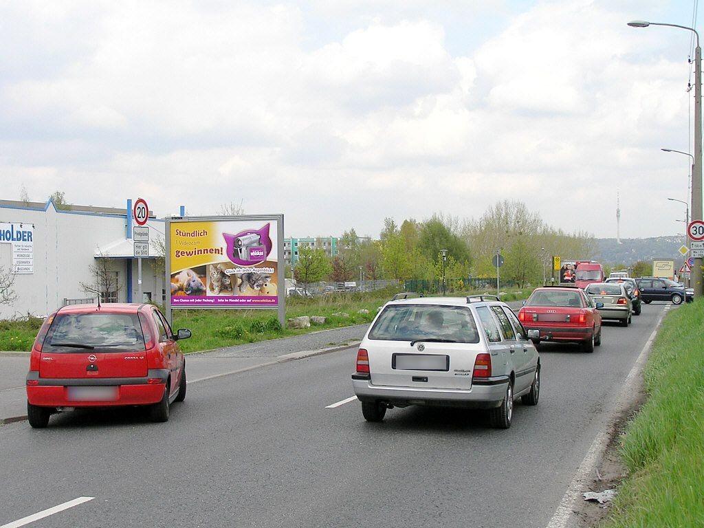 Langer Weg geg. Ernst-Toller-Str./We.li. HST