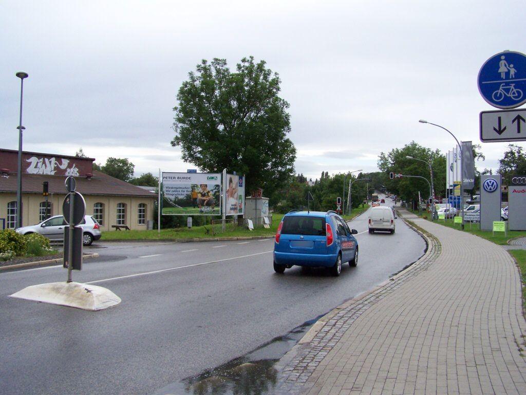 Erfurter Str. geg. Autocenter li. B7