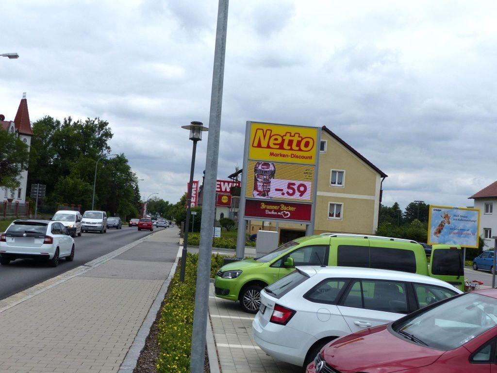 Regensburger Str.  10 Netto Si.Str.