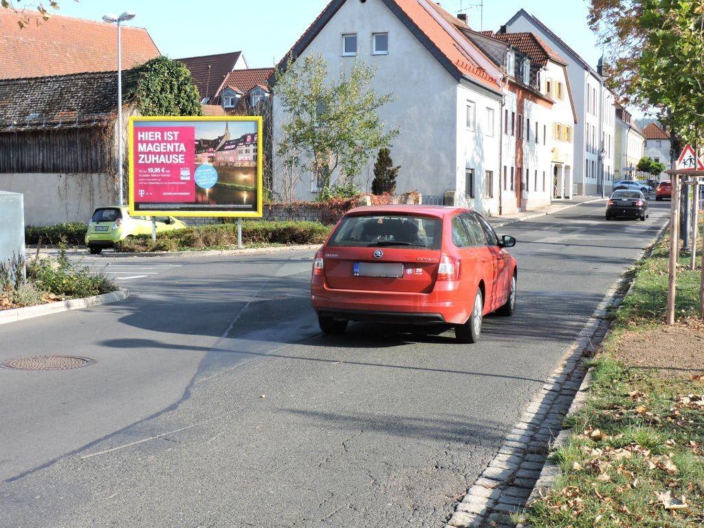 Michelfelder Str.   6/Netto Si. Str. quer