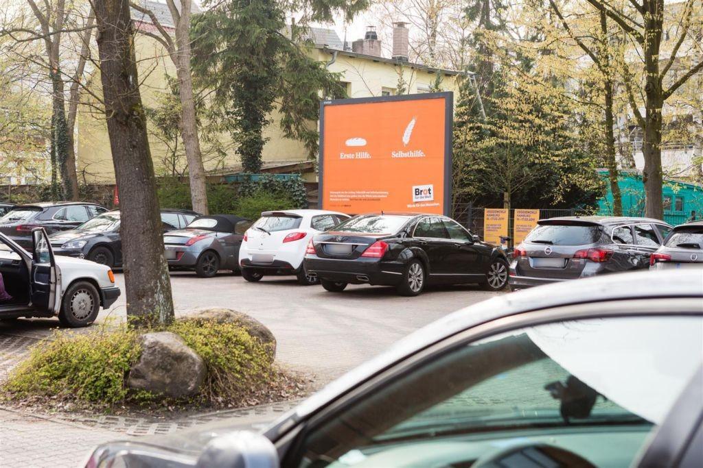 Glißmannweg   4/Frohmestr./Rewe, 1. Sto