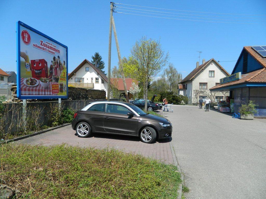 Donauwörther Str.  27a/Getränkemarkt Si. Eing.