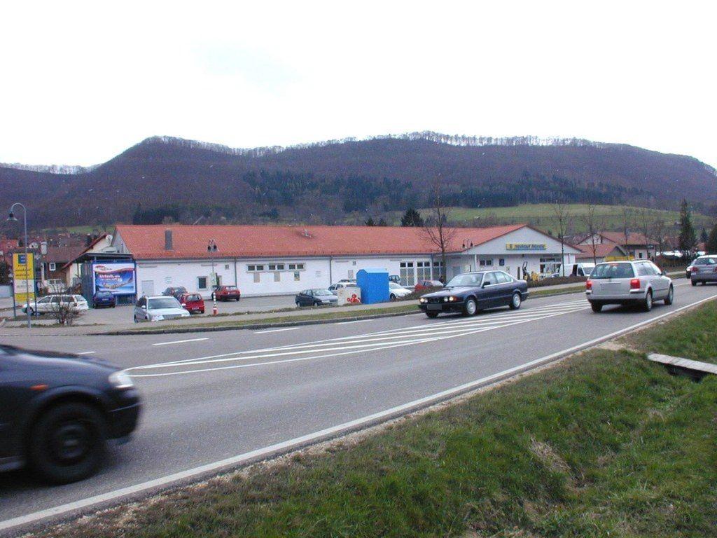 Geislinger Str.  20/EDEKA Einf. Si. B466