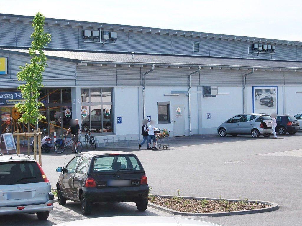 Am Bruchweg   3/EDEKA 1. Sto. re. vom Eing.
